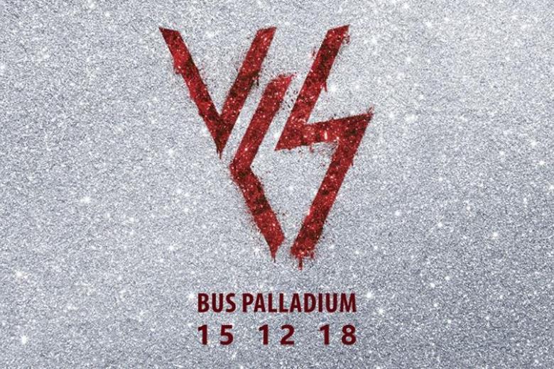 UCS en concert au Bus Palladium en décembre