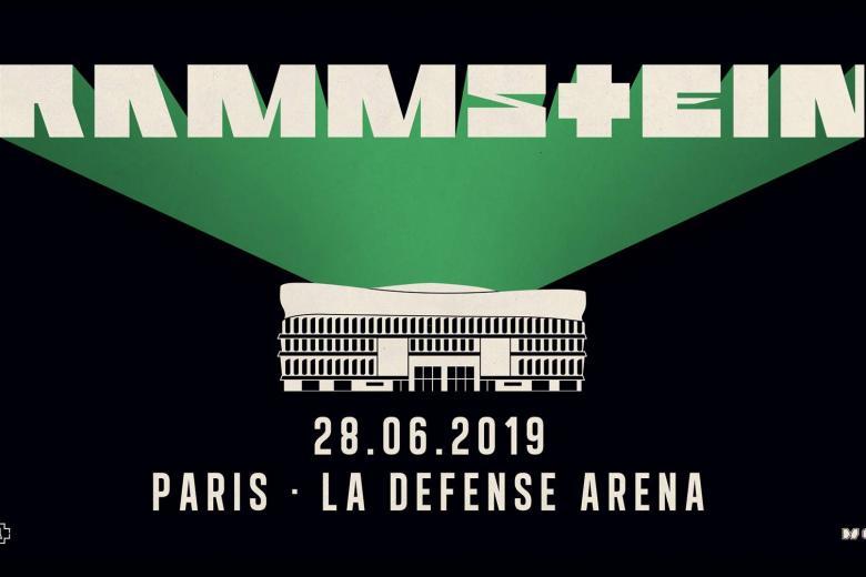 RAMMSTEIN annonce sa tournée européenne
