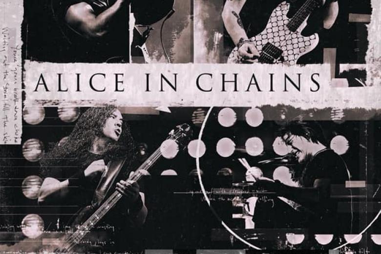 ALICE IN CHAINS en concert à Paris