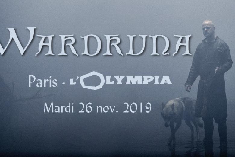 WARDRUNA en concert à Paris