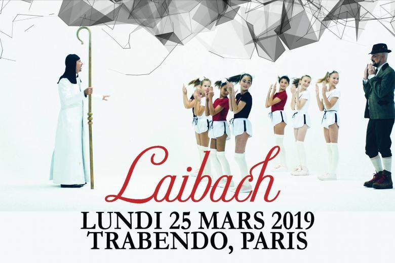 LAIBACH sera de retour en France en 2019