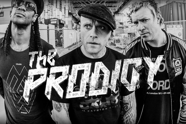 THE PRODIGY sort le clip de Timebomb Zone