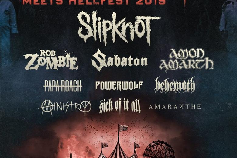 C'est officiel : le Hellfest aura un quatrième jour qui, en fait, sera le Knot Fest