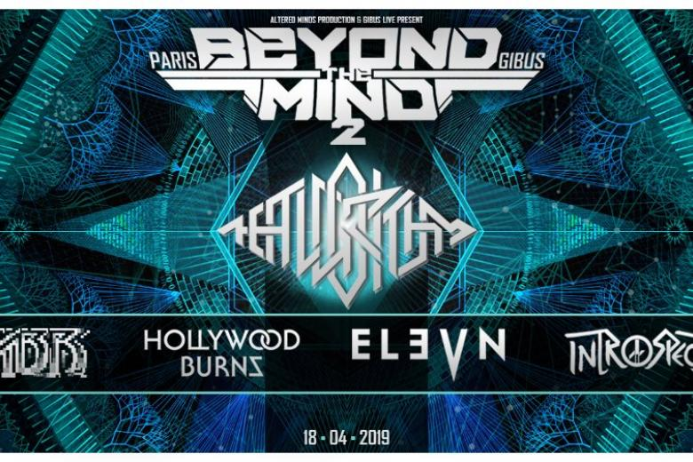La soirée Beyond the Mind 2 annonce son line-up