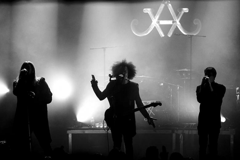 Zeal & Ardor + Hangman's Chair @ La Cigale - Paris (12 décembre 2018)