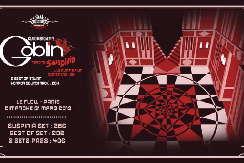 GOBLIN donnera deux concerts à Paris