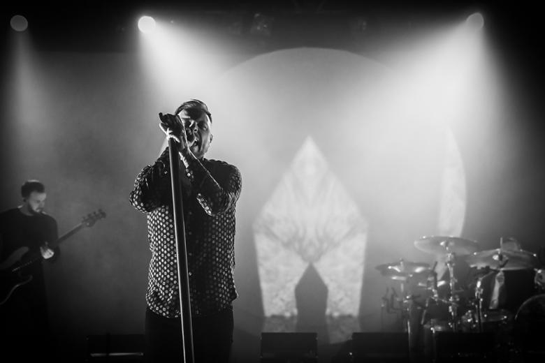Architects + Beartooth + Polaris @ Transbordeur - Lyon (22 janvier 2019)