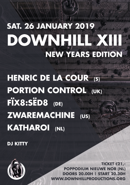 Downhill XIII New Years Edition