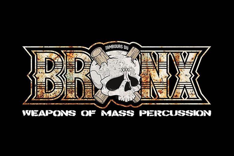 Les Tambours du Bronx - 2018-03-20