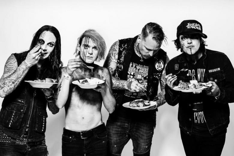 COMBICHRIST annonce sa tournée européenne et son nouvel album