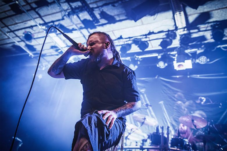 Decapitated + ACOD + Heart Attack @ CCO Jean Pierre Lachaize - Lyon (05 février 2019)