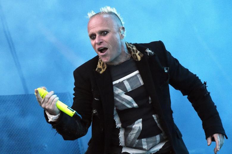 Keith Flint, chanteur de THE PRODIGY, est décédé