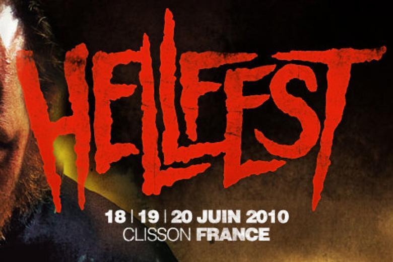 Hellfest 2010 - Jour 3 @ Clisson (20 juin 2010)