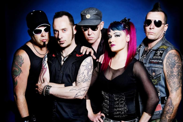 KMFDM : Pas de pitié pour les vendus !