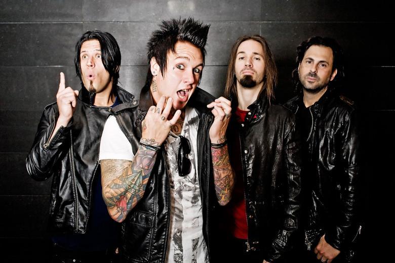 Papa Roach - 2011-01-17