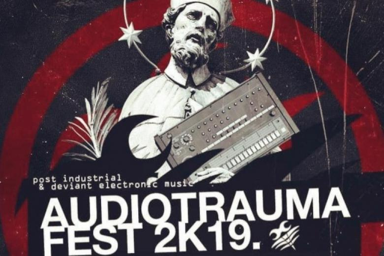 Audiotrauma Fest 2k19 - Jour 2 / Storm Club @ Prague (02 mars 2019)