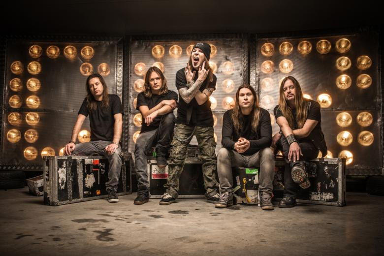Children Of Bodom - 2015-09-26