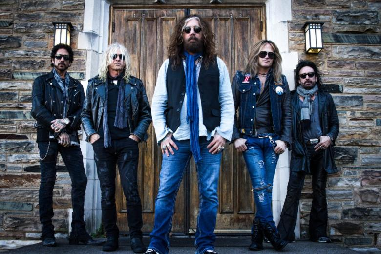 The Dead Daisies - 2015-06-02
