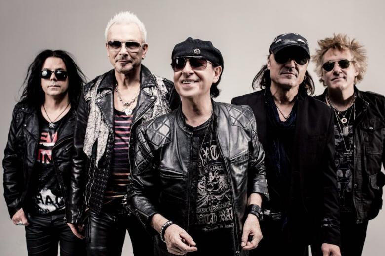 Scorpions - 2015-02-13