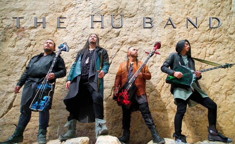 THE HU annonce sa tournée européenne