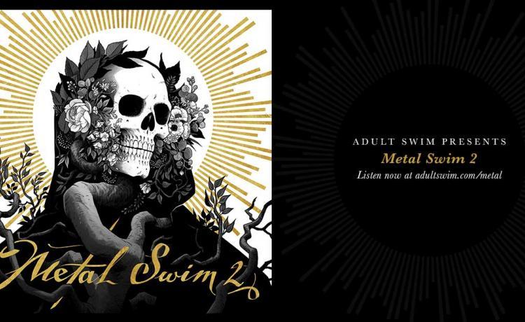 ADULT SWIM a sorti une compilation metal pleine d'inédits