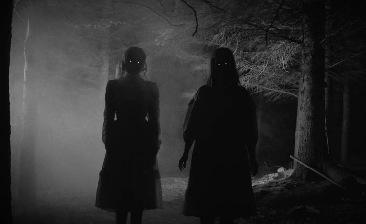 KÆLAN MIKLA joue à Blair Witch dans son dernier clip