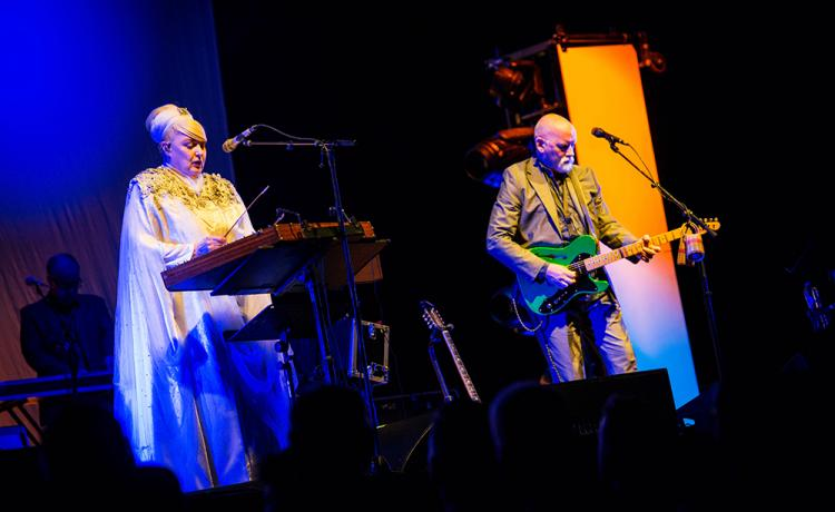 Dead Can Dance + David Kuckhermann @ RuhrCongress - Bochum (18 juin 2019)