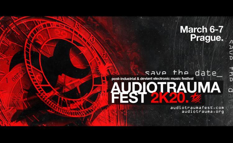 Premier groupe annoncé pour l'Audiotrauma Fest 2k20