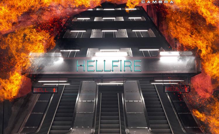 KIRLIAN CAMERA a sorti un clip pour sa reprise de Hellfire