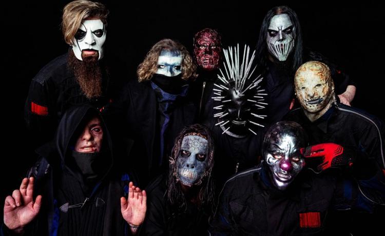 SLIPKNOT annonce sa tournée européenne