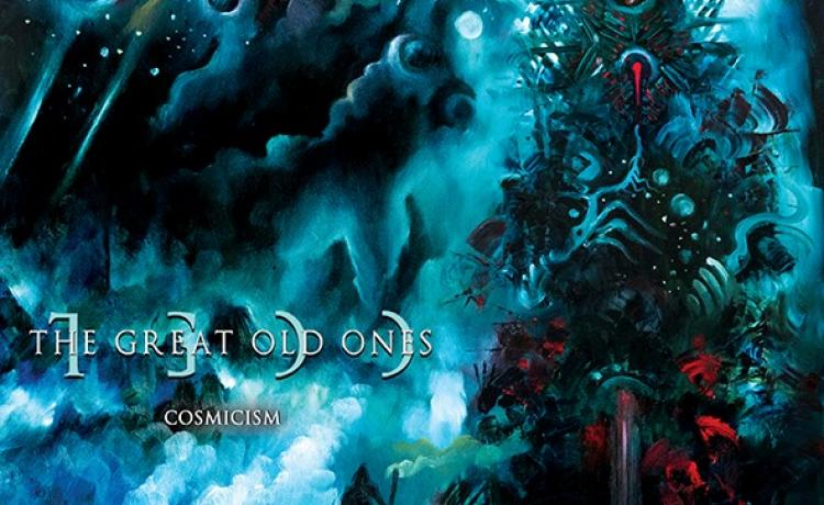 THE GREAT OLD ONES invoque Nyarlathotep