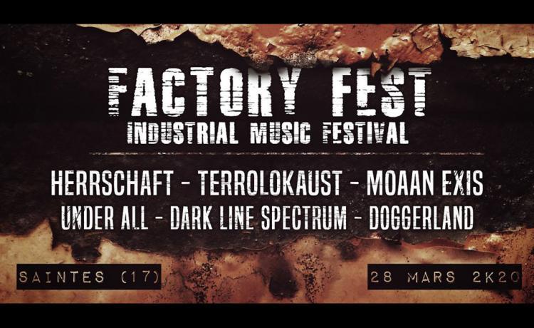 Le FACTORY FEST met à l'honneur la musique industrielle