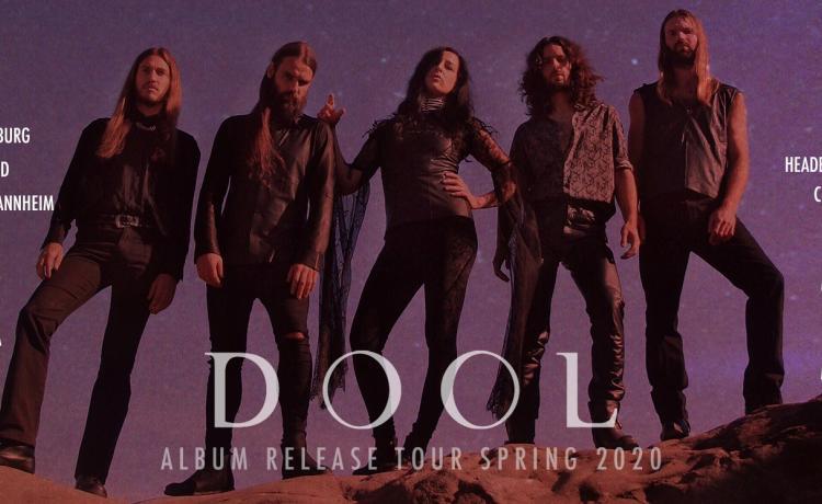 DOOL date la sortie de son deuxième album et part en tournée
