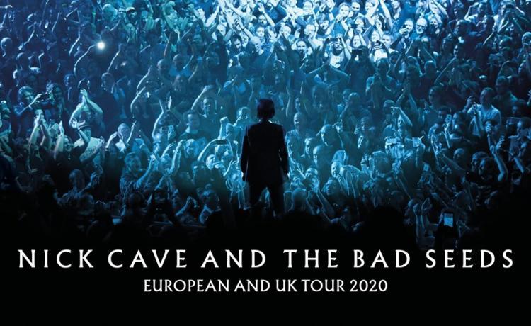 NICK CAVE & THE BAD SEEDS à Paris en juin