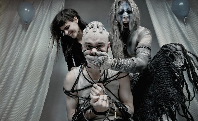 IGORRR en tournée avec AUTHOR & PUNISHER et OTTO VON SCHIRACH en 2020