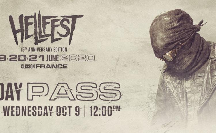 Les places pour le Hellfest seront en vente le 9 octobre
