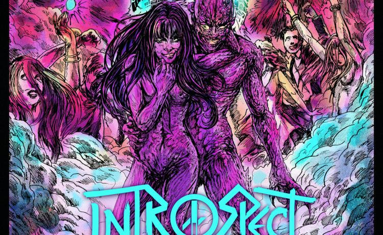 INTROSPECT partage deux morceaux de son nouvel album