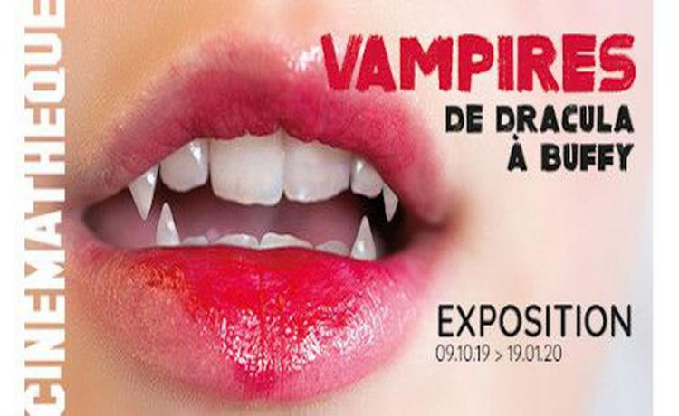 [Expo] Vampires, de Dracula à Buffy