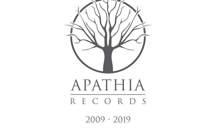 APATHIA Records met fin à ses activités