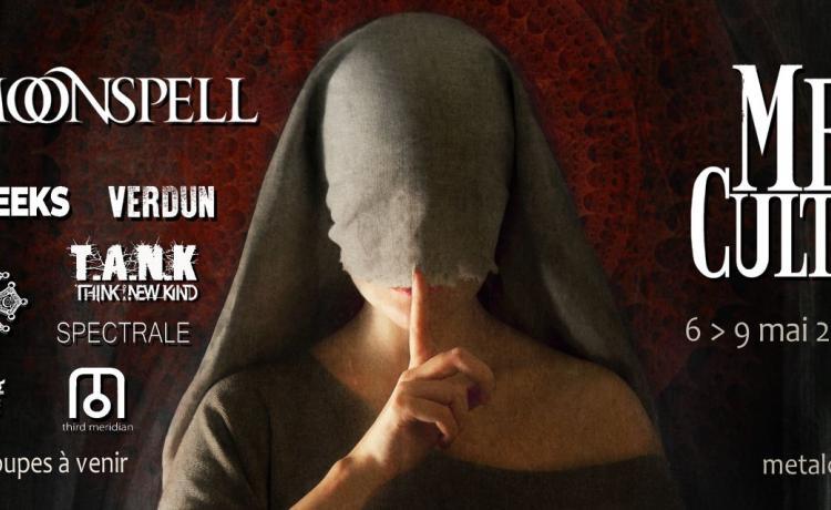 Le Metal Culture(s) Festival annonce une première série de groupes