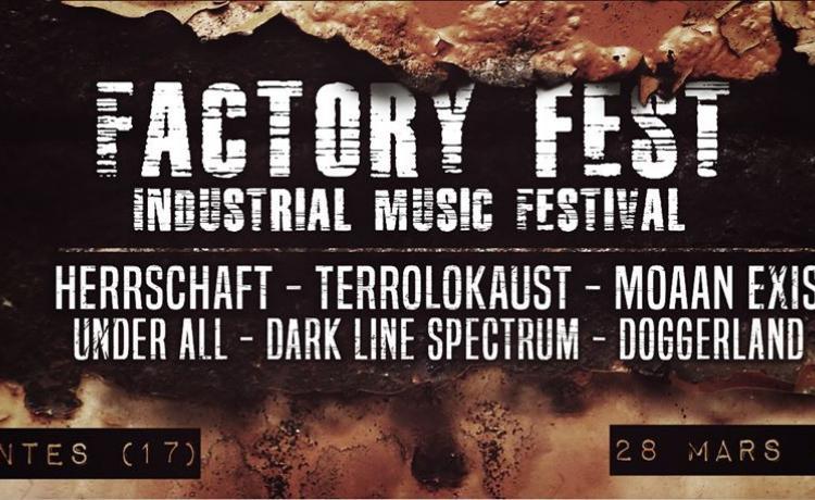 Echauffez-vous pour le Factory Fest