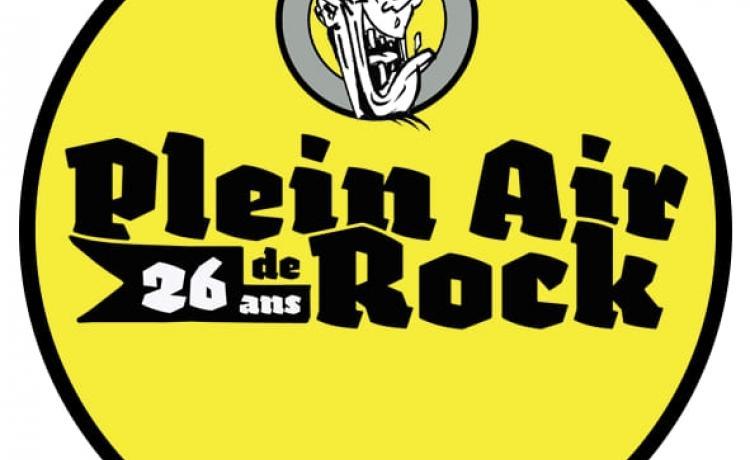 L'affiche complète du Plein air de Rock 2020 est là