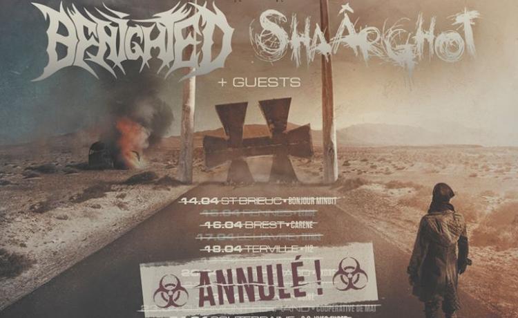 La tournée Warm Up du Hellfest est annulée