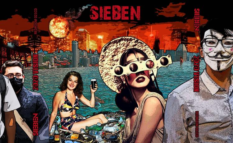 SIEBEN avance la sortie de son prochain album