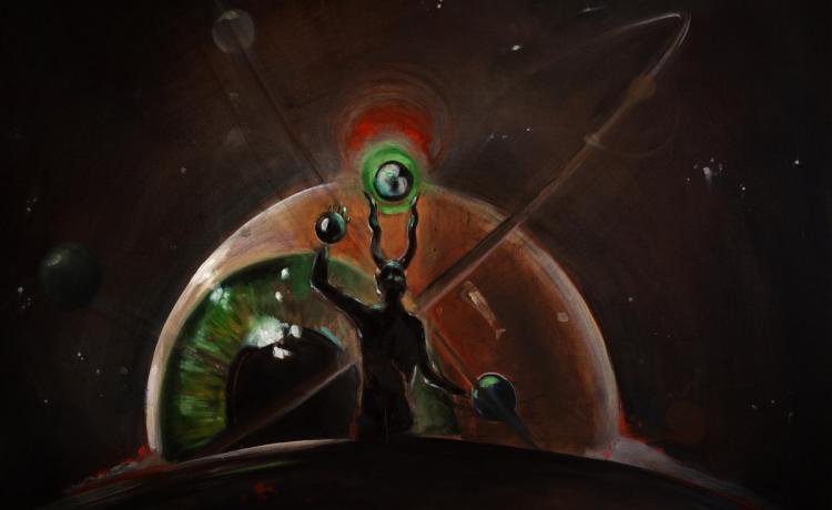 KUGELBLITZ (doom / sludge) sortira son premier album début avril