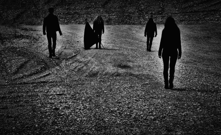 SECRETS OF THE MOON a sorti une troisième vidéo de Black House
