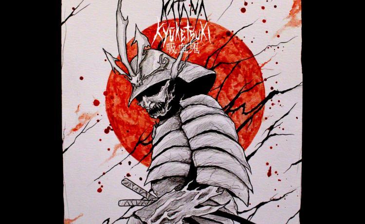 Kyūketsuki a sorti un deuxième album, Katana