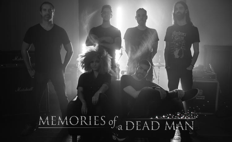 MEMORIES OF A DEAD MAN partage un troisième extrait de son prochain album