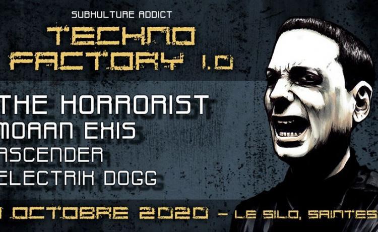 MOAAN EXIS rejoint l'affiche de la première Techno Factory
