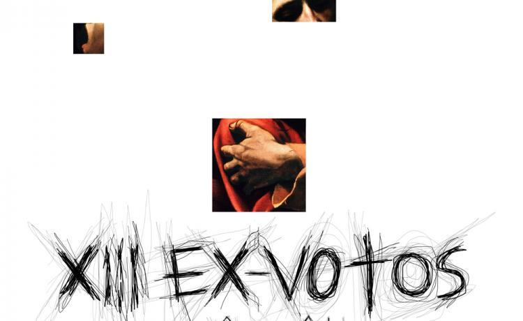 TRAÎTRE CALIN nous introduit ses Ex-votos